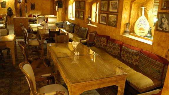 Taboula, best restaurants in Cairo Egypt