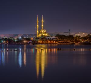 al sahaba. 10 Most Beautiful Mosques in Egypt