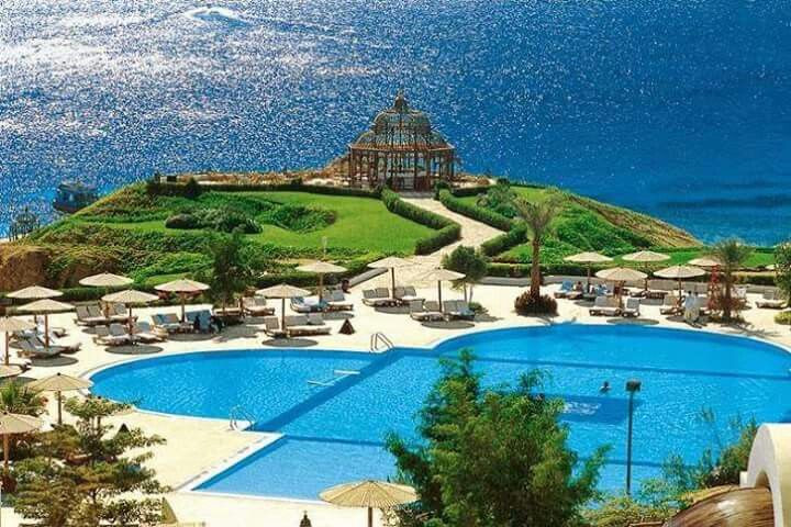 Sharm el Sheikh. 12 Travel Destinations in Egypt Perfect For The Fall