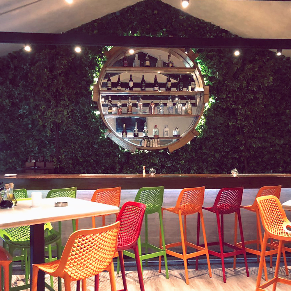 Andiamo Pizza Garden & Bar. Nightlife in Heliopolis, Cairo: 10 Best Restaurants, Bars and Pubs