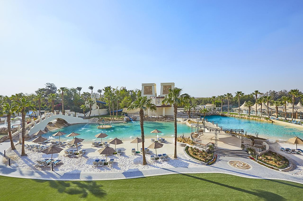 JW Marriott. Pools & Day-Use in Cairo: 7 Best Hotel Pools To Spend The Day At
