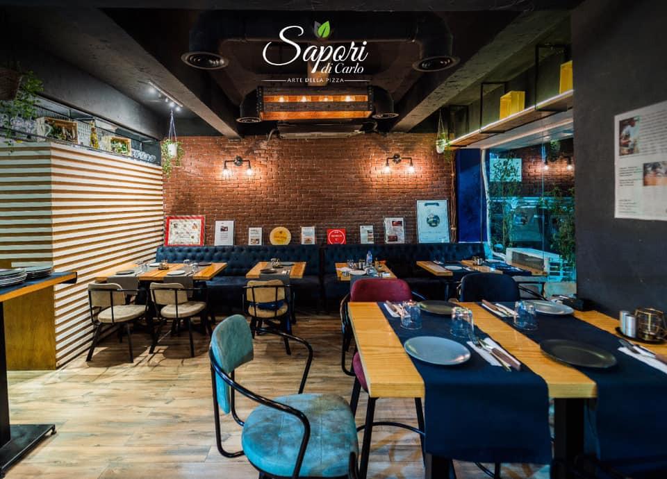 Sapori di Carlo. Hidden Gem Restaurants in Zamalek