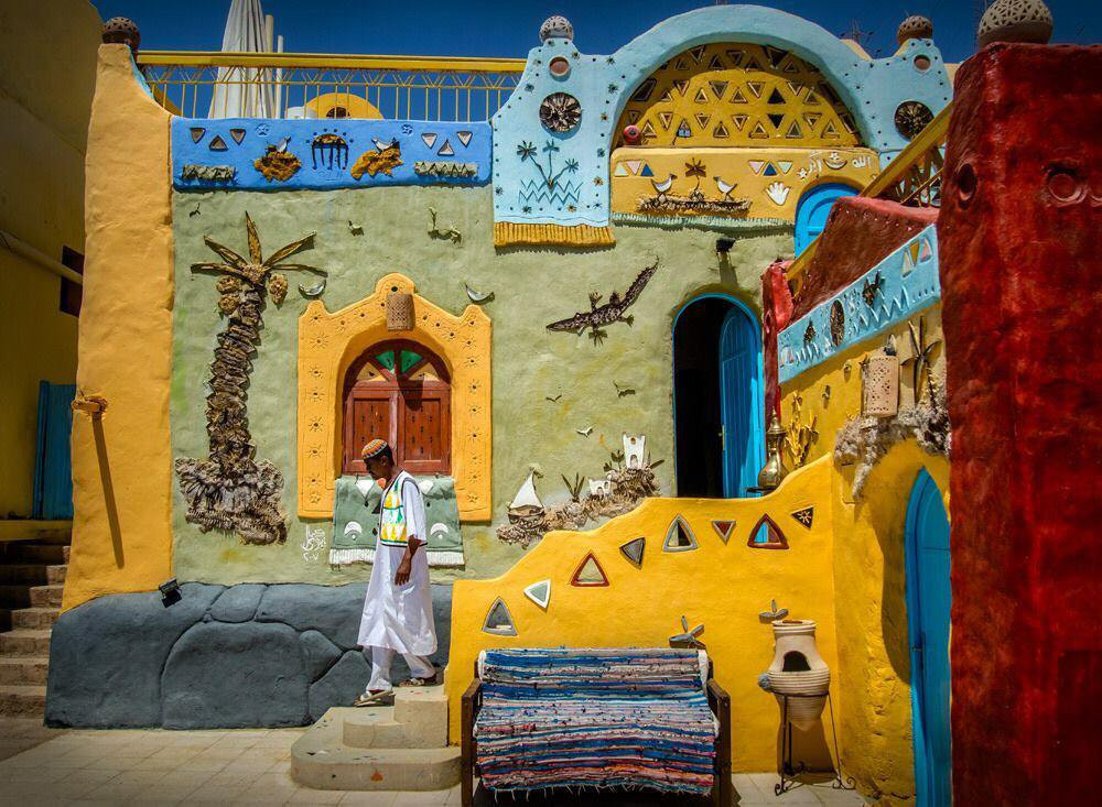 Nubian Village. Most Interesting Things To See and Do in Aswan, Egypt