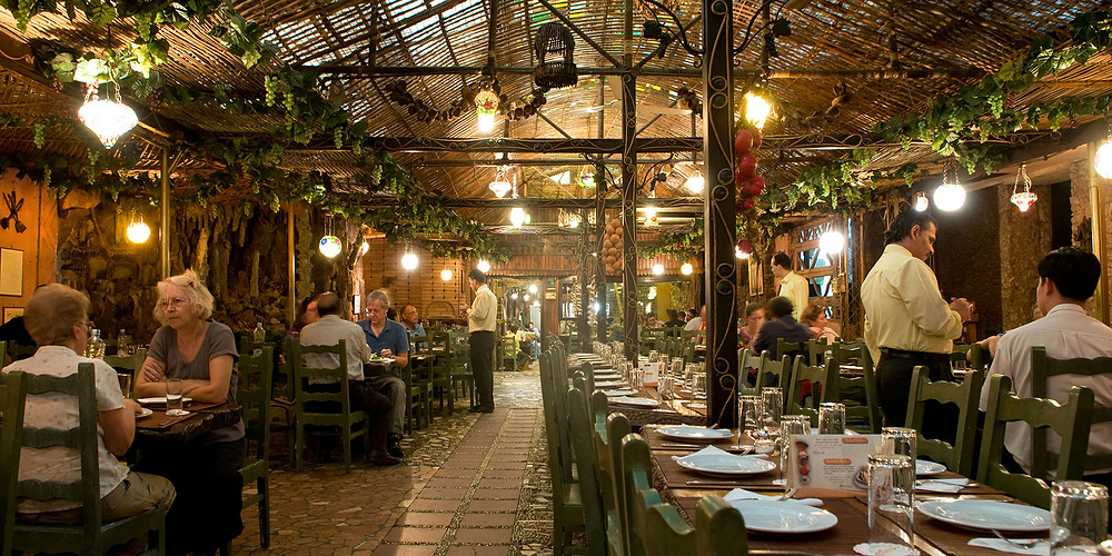Felfela. Vintage Cairo: 15 of the Oldest Restaurants, Bars and Cafes in the City