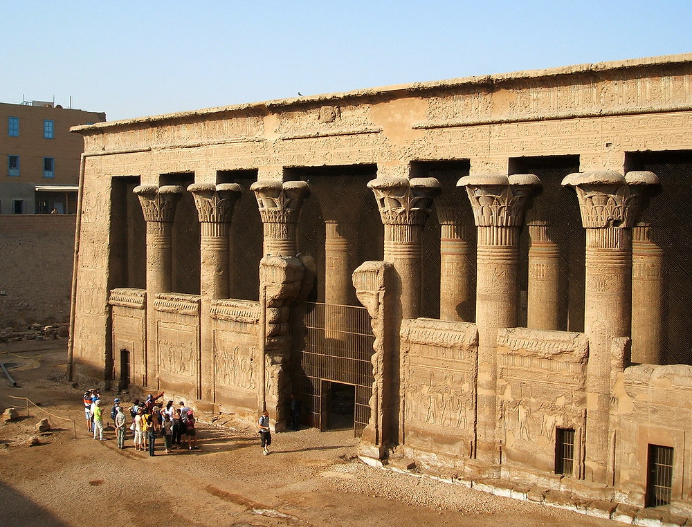 Esna. Most Impressive Ancient Egyptian Temples Still Standing Today