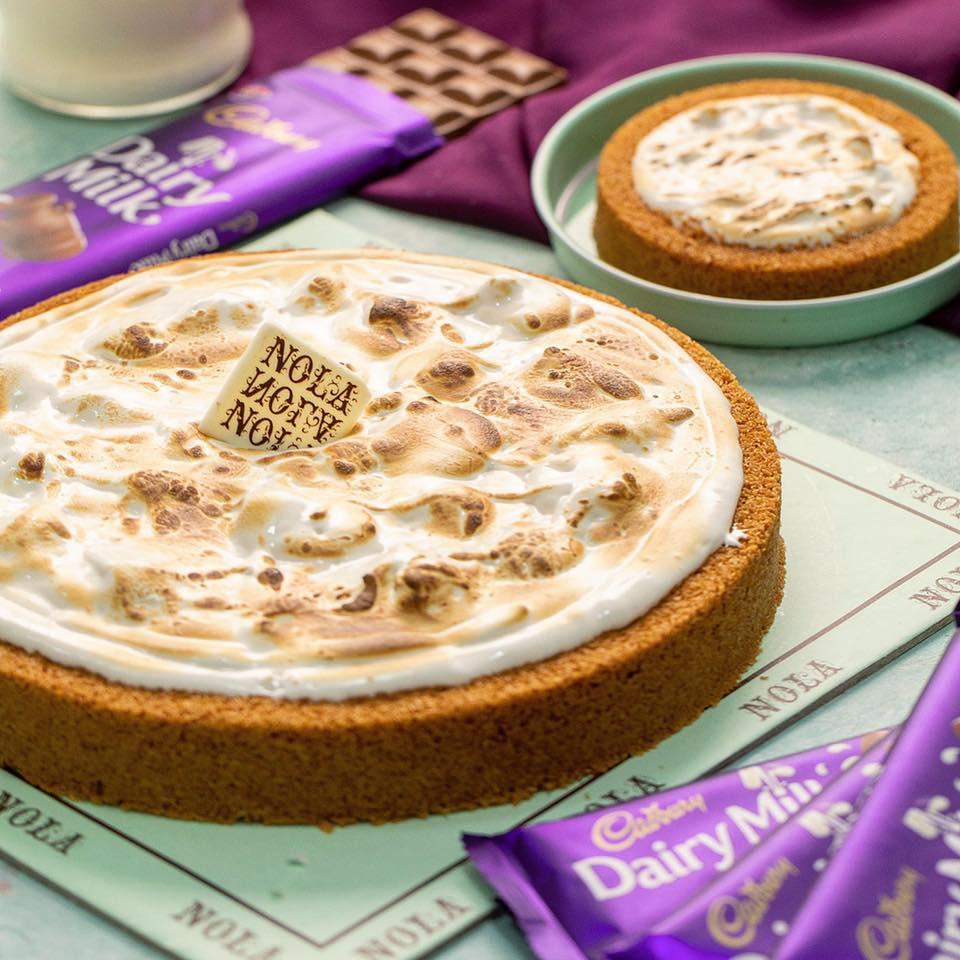 cadbury marshmallow konafa. 9 New & Strange Ramadan Desserts in Egypt