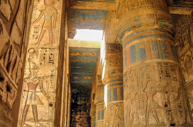 Medinet Habu. Most Impressive Ancient Egyptian Temples Still Standing Today