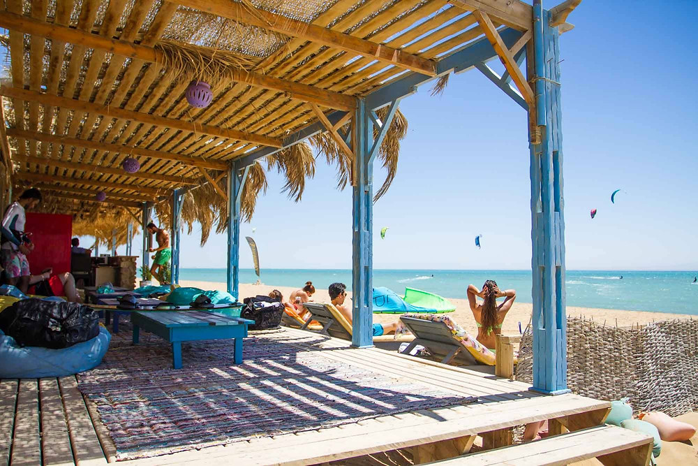 Kite Buzz Ras Sedr. 12 Travel Destinations in Egypt Perfect For The Fall