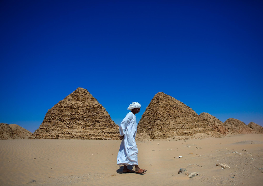 il kurru and nuri pyramids, sudan. 9 Different Egyptian Pyramids (That AREN'T The Giza Pyramids) You Need To See