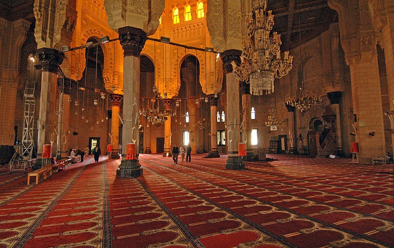 Abu El Abbas El Mursi. 10 Most Beautiful Mosques in Egypt
