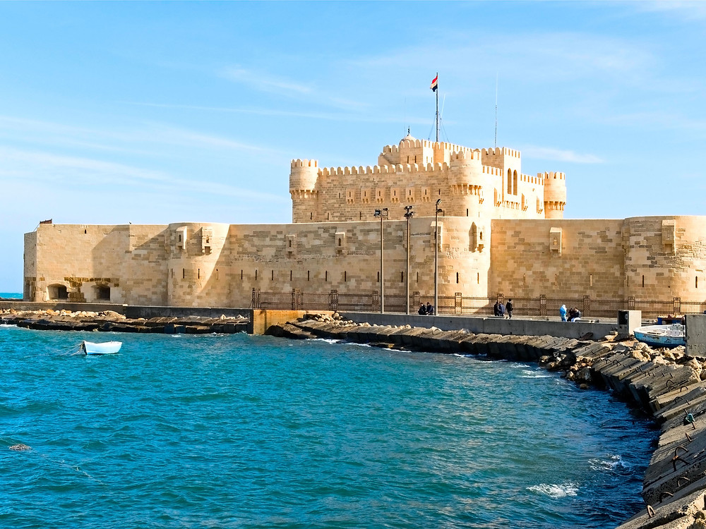 Citadel of Qaitbey. Sightseeing in Alexandria, Egypt: 15 Best Things To See And Do