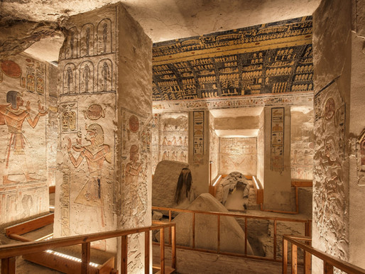 22 Awesome Egyptian Sites You Can Virtually Tour From Home
