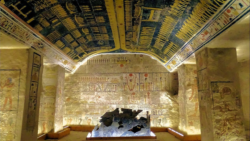 Valley of the kings. 2 Weeks in Egypt: The Ultimate Local Itinerary