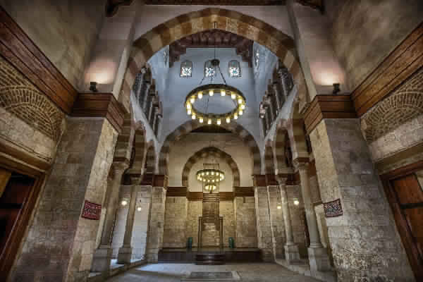 Beshtak Palace. 7 Beautiful Palaces in Cairo You Can Still Visit Today
