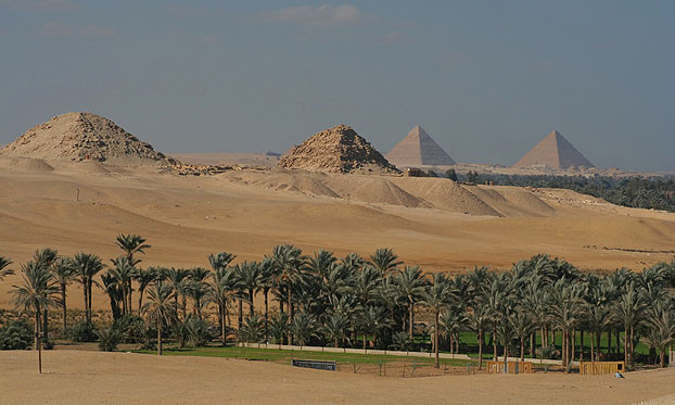 Abusir pyramids. 9 Different Egyptian Pyramids (That AREN'T The Giza Pyramids) You Need To See