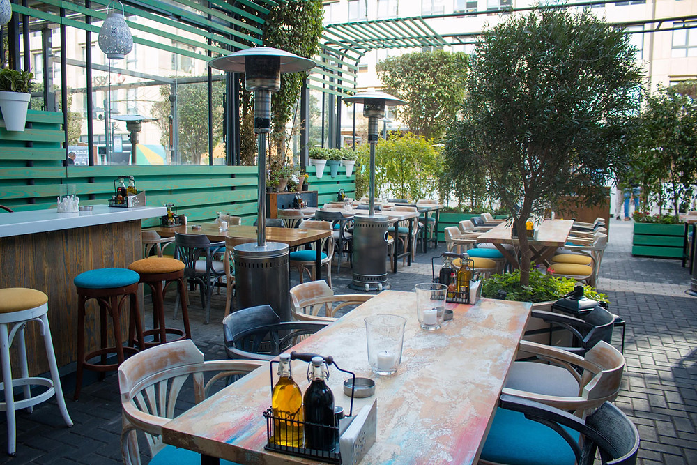 Olivo. Best Bars, Pubs and Restobars in 6 October, Cairo