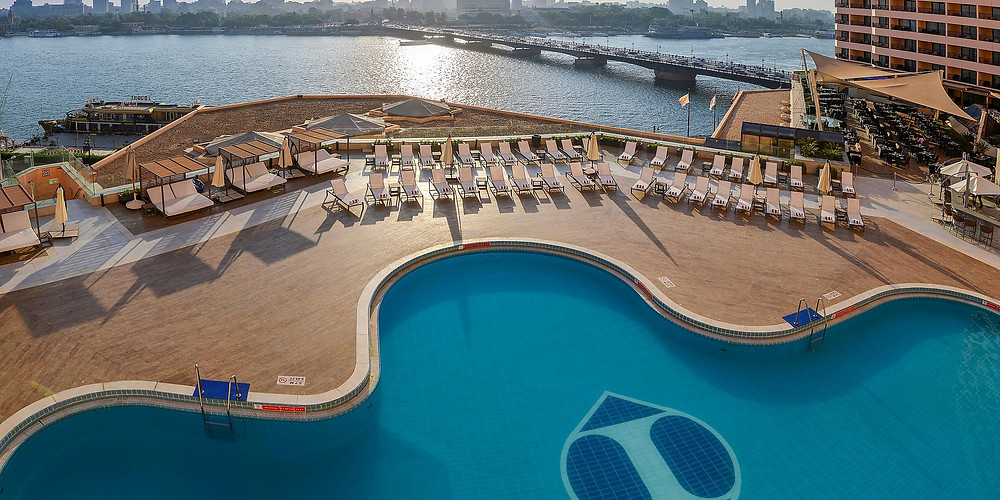 Intercontinental Semiramis. Pools & Day-Use in Cairo: 7 Best Hotel Pools To Spend The Day At