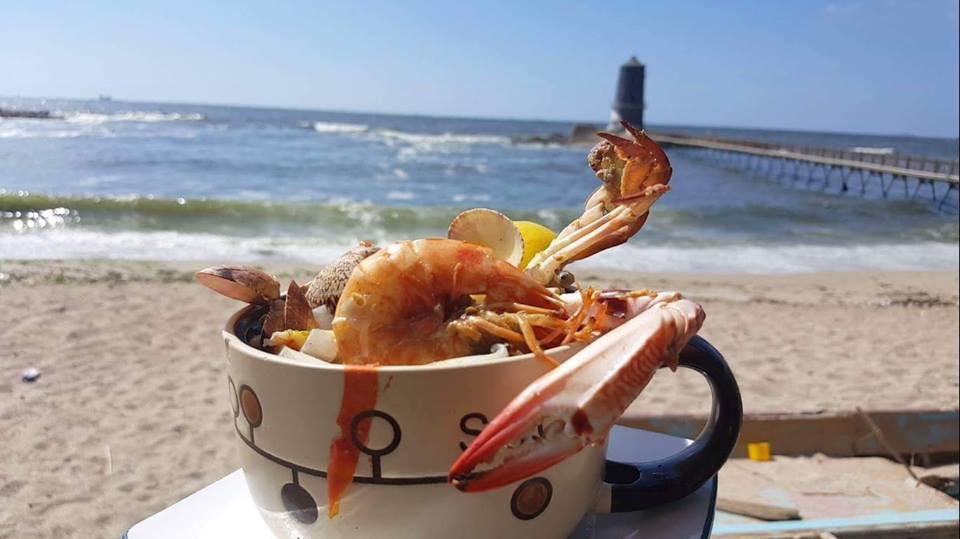 El Lol seafood. Best restaurants in Alexandria, Egypt