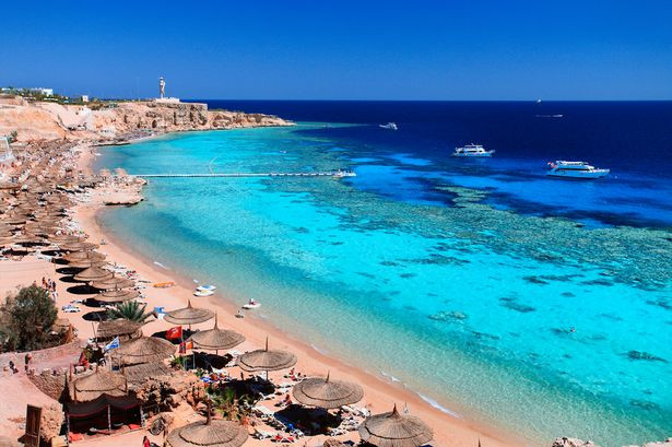 Ras Um Sidr. Best beaches in Egypt