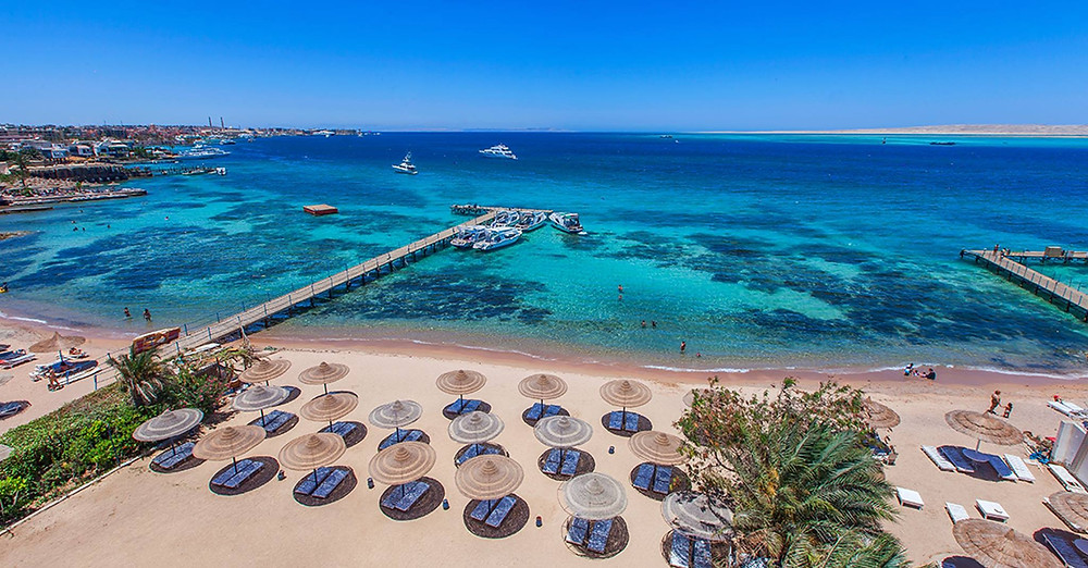 Hurghada. 2 Weeks in Egypt: The Ultimate Local Itinerary