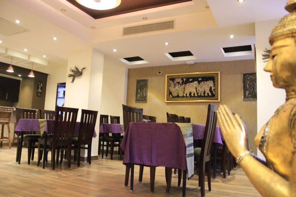 Bua Khao. Thai in Cairo: 7 Best Thai Restaurants in the City