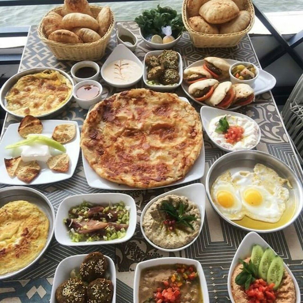 Local Egyptian Foods