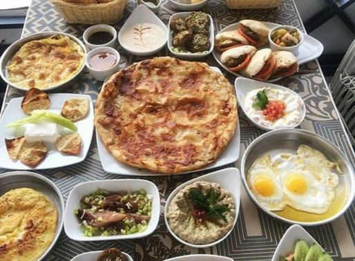 12 Local Egyptian Foods You Need To Try
