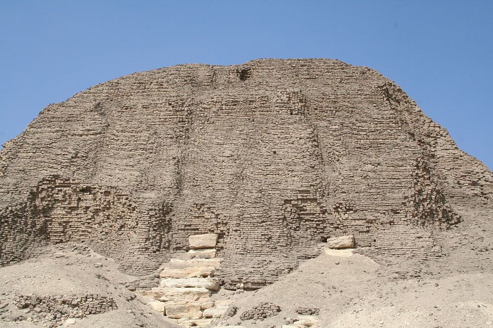 el lahun pyramid at fayoum. 9 Different Egyptian Pyramids (That AREN'T The Giza Pyramids) You Need To See