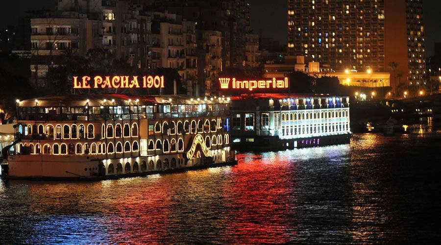 Le Pacha 1901, best restaurants in Cairo Egypt