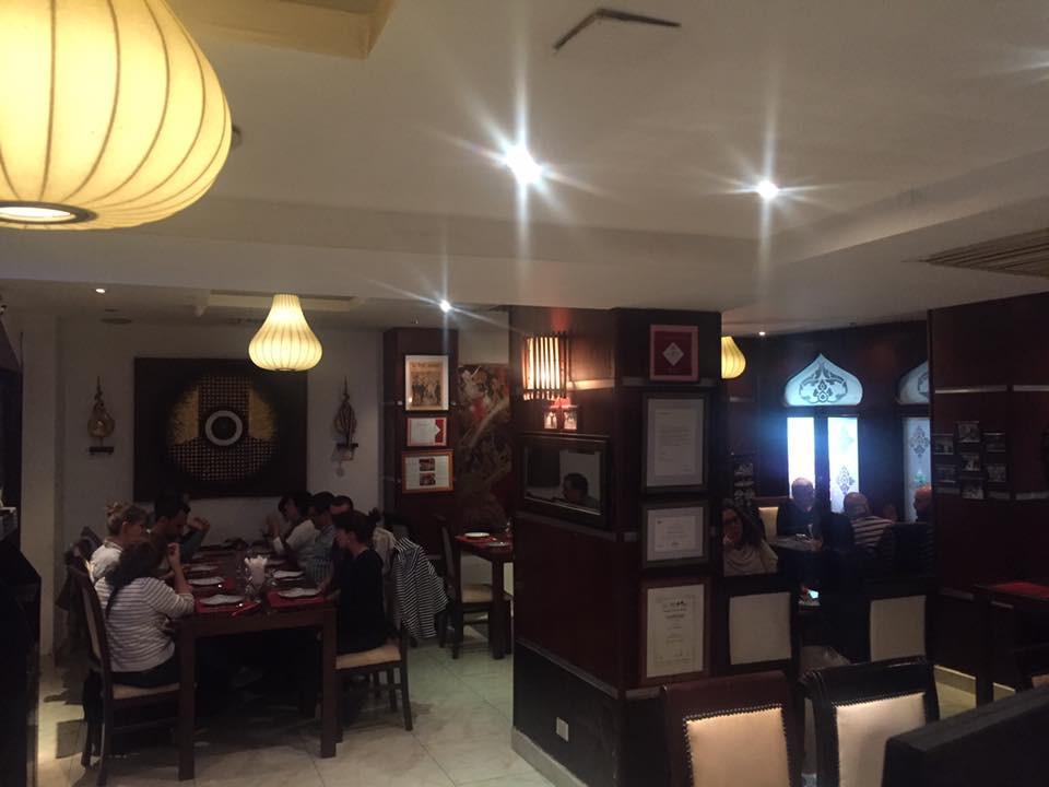 Sabai Sabai. Thai in Cairo: 7 Best Thai Restaurants in the City