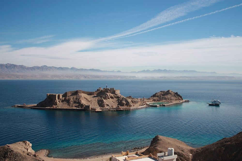 Pharaoh's Island. 7 Tropical Islands You Won't Believe Are In Egypt