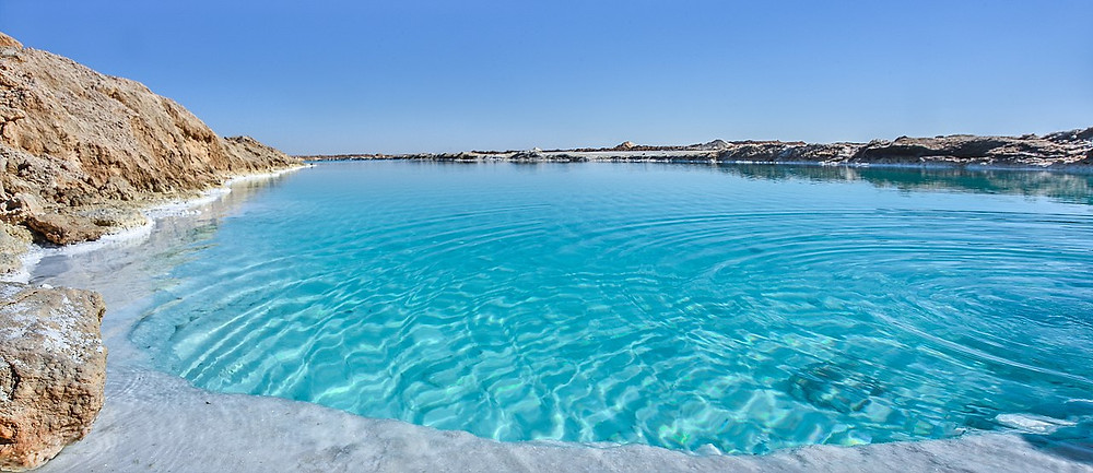 Siwa salt lake. 9 Natural and Historical Sites in Egypt Most People Have Never Heard Of
