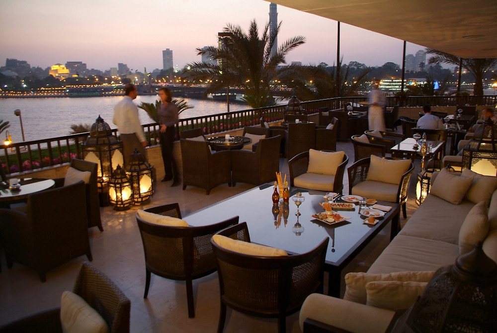 Pane Vino. 7 Nile-Side Restaurants To Take Foreign Friends To Now That Sequoia's Closed