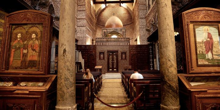 Abu Serga church virtual tour