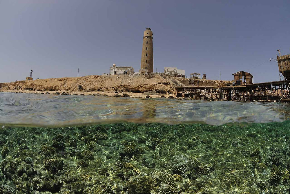 El Ikhwa Islands. 7 Tropical Islands You Won't Believe Are In Egypt