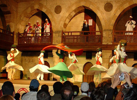 9 Cultural Venues in Cairo for Music, Art, Film and Egyptian Folklore