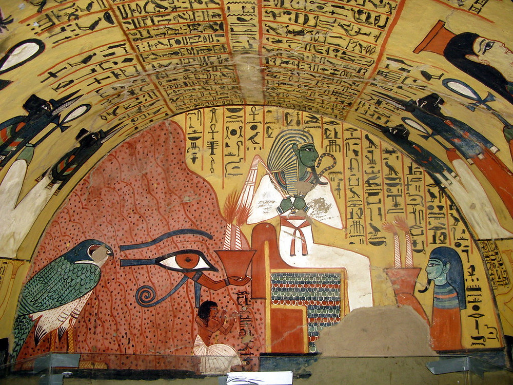 deir el medina. Best Ancient Egyptian Tomb Sites in Modern Day Egypt