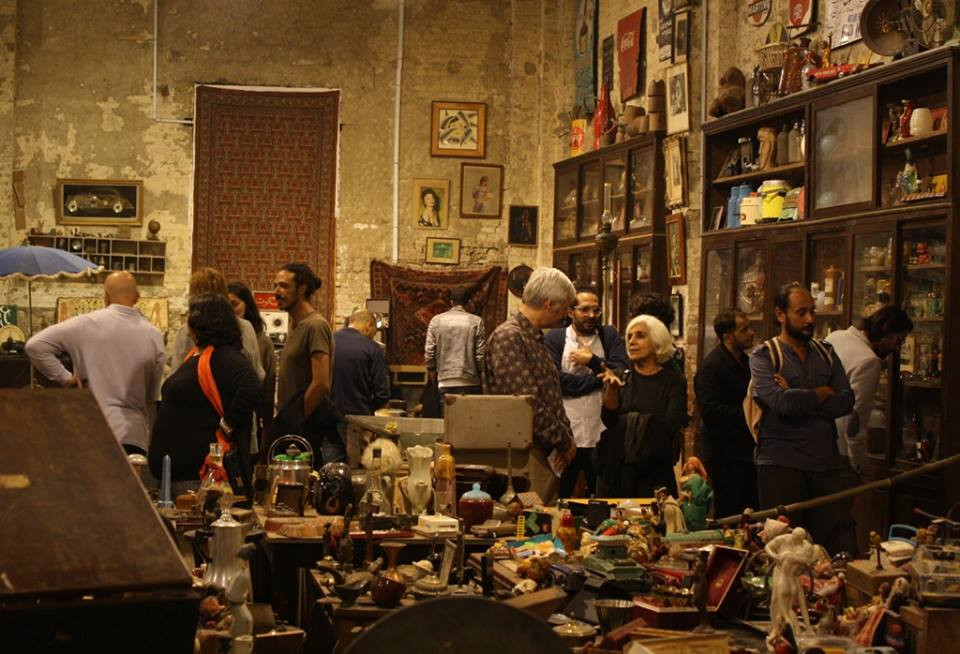 Townhouse Gallery. 9 Cultural Venues in Cairo for Music, Art, Film and Egyptian Folklore