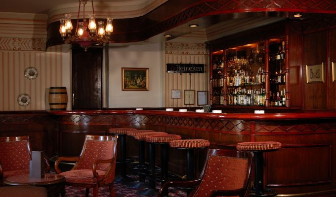 Monty Bar Cecil. Where To Stay In Alexandria, Egypt: 7 Best Hotels