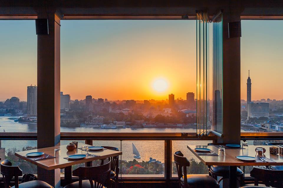 Stash bar. Best Rooftop Bars in Cairo