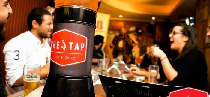 The Tap. Places To Have Dinner & Drinks in Maadi