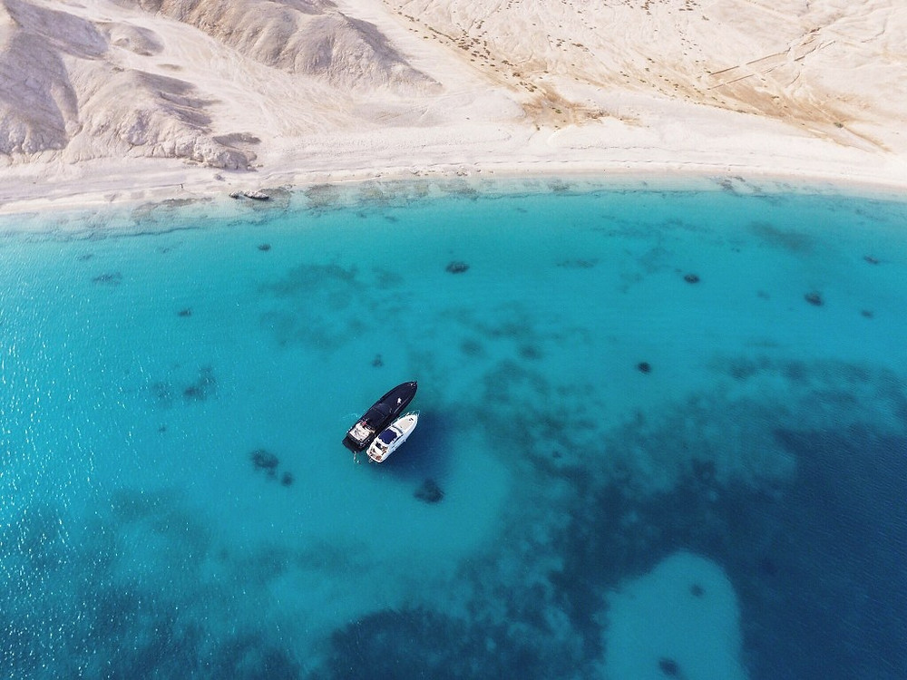 Shadwan Island. 7 Tropical Islands You Won't Believe Are In Egypt