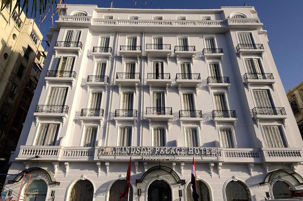 Windsor Palace. Where To Stay In Alexandria, Egypt: 7 Best Hotels