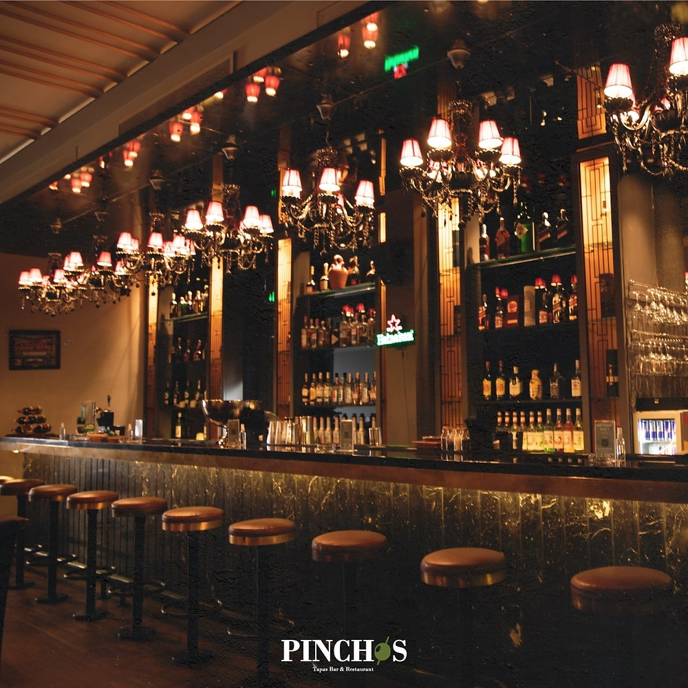 Pinchos. Nightlife in Heliopolis, Cairo: 10 Best Restaurants, Bars and Pubs