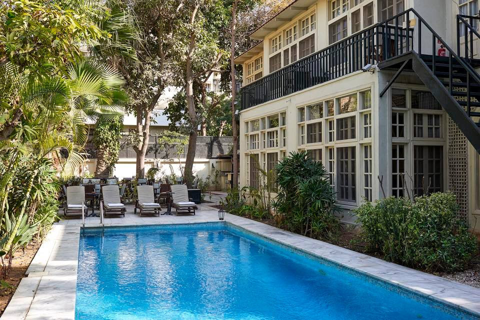 Villa Belle Epoque in Maadi. Best hotels in Cairo Egypt