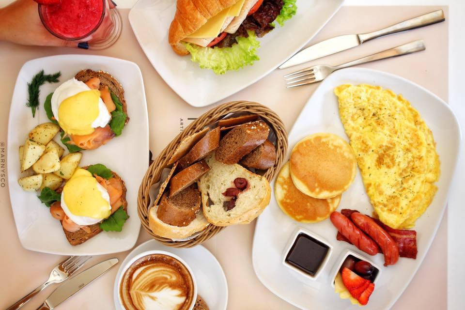 Marny's. Best Breakfast, Brunch and Bakeries in Maadi