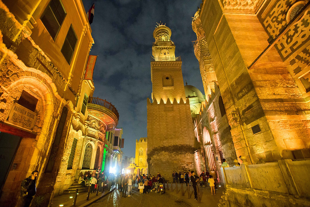 Moez street. 2 Weeks in Egypt: The Ultimate Local Itinerary