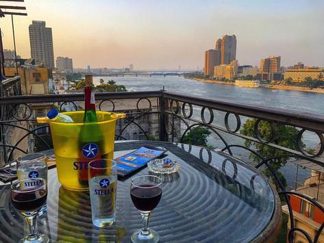 9 Best Rooftop Bars in Cairo