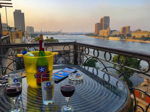 9 Best Rooftop Bars in Cairo