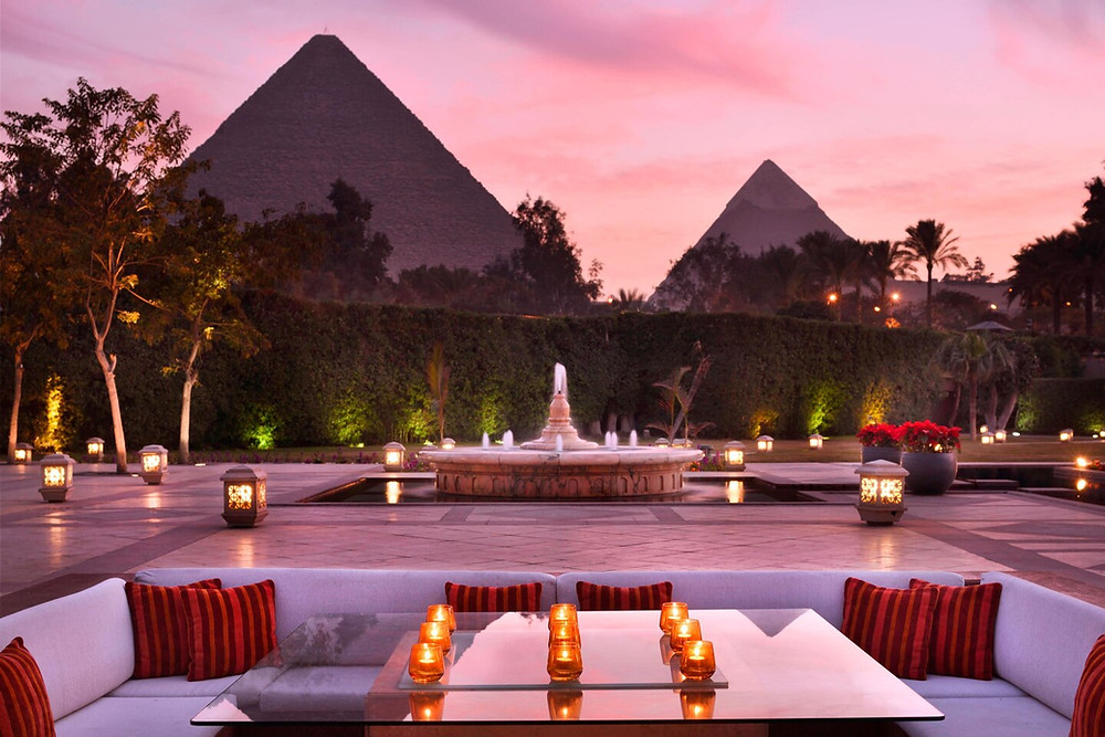 139 Pavilion. Best Restaurants with Pyramid Views in Giza